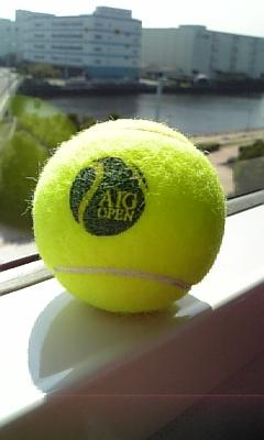 浅越しのぶプロとテニス!