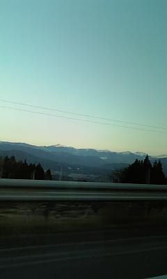 福島からの帰路