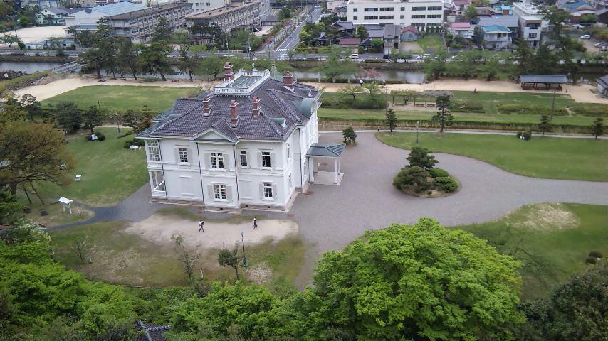 4/29に鳥取城へ・・・